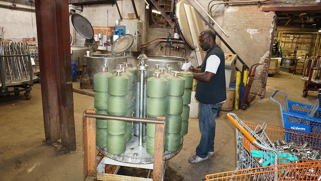 Industrial Textile Dye