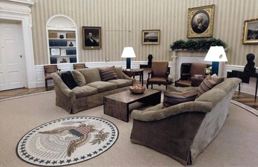 Barack Obama - www.caldye.com